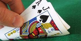cartes blackjack